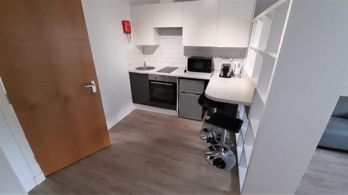 Flat 10 Kitchen