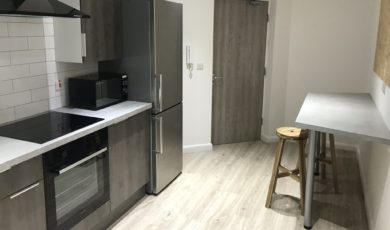 En-suite Double Room (2 Bed Apartment)
